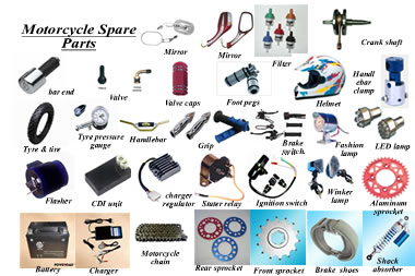 trading motorcycle parts and accessories Before opening a motorcycle parts business, scope out your competition and get  ready to make decisions from the simple calls, such as whether your business.